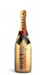 moet festive bottle oro imperial edizione limitata end of year 2017 Gold