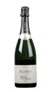 Champagne Brut Tradition Ivoire et Ebene Aubry 2012
