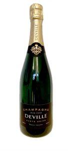 Champagne Brut 'Carte Noire' Jean Paul Deville