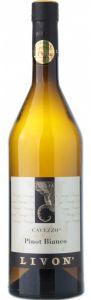 """Livon Pinot Bianco """"Cavezzo"""" 2016"""